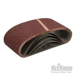 Sanding Belt 100 x 560mm 5pk - 40 Grit