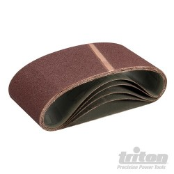 Sanding Belt 100 x 560mm 5pk - 60 Grit