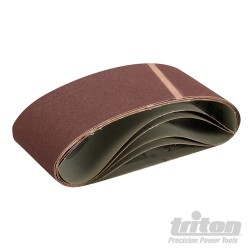 Sanding Belt 100 x 560mm 5pk - 120 Grit