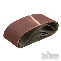 Tasma szlifierska 100 x 560 mm, 5 szt. - P 150