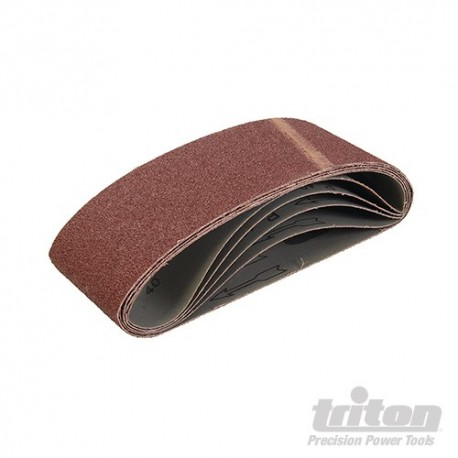 Sanding Belt 100 x 610mm 5pk - 40 Grit