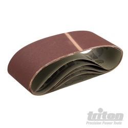 Tasma szlifierska 100 x 610 mm, 5 szt. - P 150