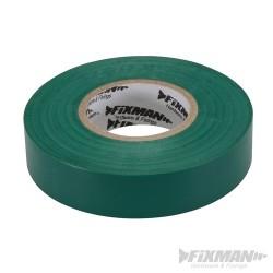 Izolační páska - 19mm x 33m Green