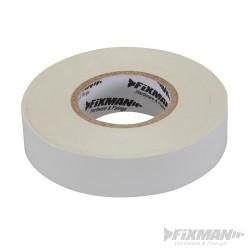 Izolační páska - 19mm x 33m White