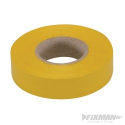 Izolační páska - 19mm x 33m Yellow