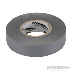 Izolační páska - 19mm x 33m Grey