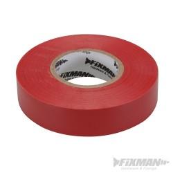 Izolační páska - 19mm x 33m Red