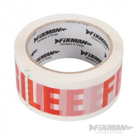FIXMAN Balící páska - 48mm x 66m 191480 5024763112652