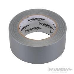 Heavy Duty Duct Tape - 50mm x 50m Silver