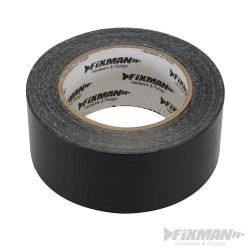 Super Heavy Duty Duct Tape - 50mm x 50m Black