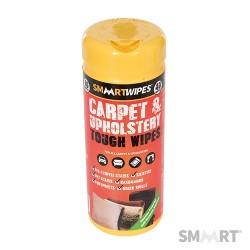 Wytrzymale mokre sciereczki do dywanów i tapicerek, 40 szt. - 40 szt.