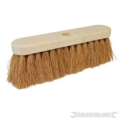 "Broom Soft Coco - 304mm (12"")"