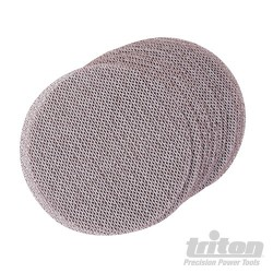 Hook & Loop Mesh Sanding Disc 150mm 10pk - 100 Grit