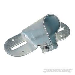 Metalowy uchwyt do trzonka miotly - 23 - 24 mm