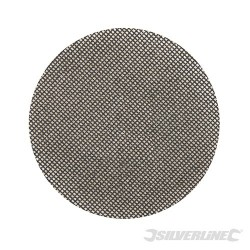 Hook & Loop Mesh Discs 115mm 10pk - 40 Grit