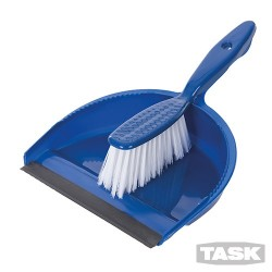 Dustpan & Brush Set Display Box - Pack of 24