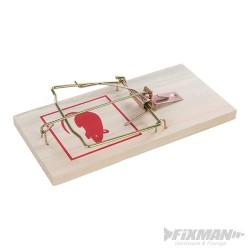 Drewniana lapka na myszy - 175 mm