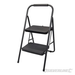 Step Ladder - 475mm 2-Tread