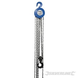 Wciagnik reczny lancuchowy - 2000 kg / 3 m wysokosc podnoszenia