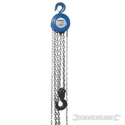 Wciagnik reczny lancuchowy - 3000 kg / 3 m wysokosc podnoszenia