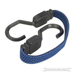 Flat Bungee Cord - 380mm