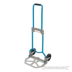 Stalowy wózek transportowy skladany - 60 kg