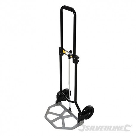 Silverline Skládací ruční vozík - 45kg 633948 5024763028717