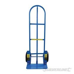 Wózek tragarski z wysokim oparciem - 250 kg