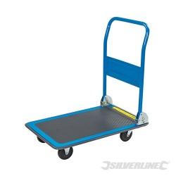 Skladany wózek magazynowy - 150 kg
