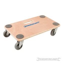 Platforma na kólkach - 150 kg