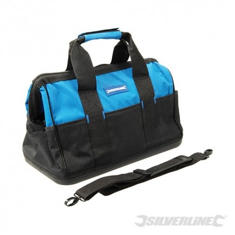 Tool Bag Hard Base Wide Mouth - 400 x 200 x 300mm