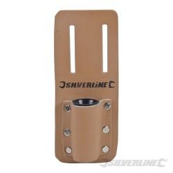 Opaskové kožené pouzdro na klíč na lešení - 160 x 75mm