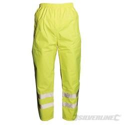 """Hi-Vis Trousers Class 1 - M 71cm (28"""")"""