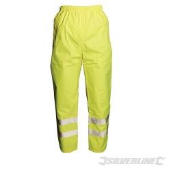"""Hi-Vis Over Trousers Class 1 - L 81cm (32"""")"""