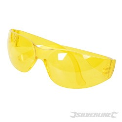 Safety Glasses UV Protection - Yellow
