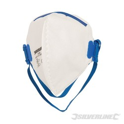 Fold Flat Face Mask FFP2 NR - FFP2 NR Single