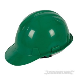 Safety Hard Hat - Green