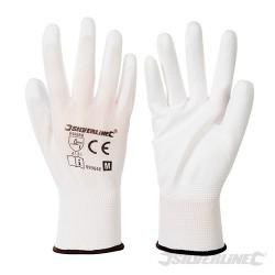 White Palm Gloves - Medium