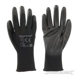 Black Palm Gloves - L 10