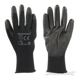 Black Palm Gloves - XL 11