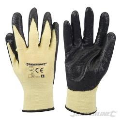 Mix Nitrile Gloves - L 10