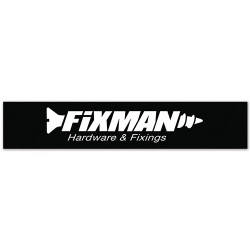 Fixman Header - Fixman Header 1000mm