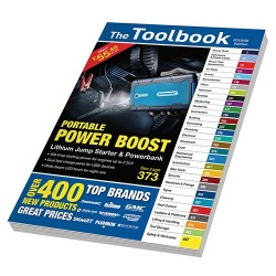 Katalog cenowy The Toolbook - A5 Angielski
