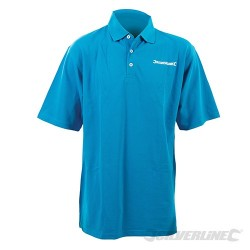 "Silverline Poly Cotton Polo Shirt - Extra Large (112cm / 44"")"
