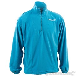 "Silverline Fleece Top - Zipped Neck - Large (107cm / 42"")"