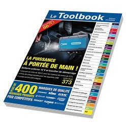 Toolbook List Price Catalogue - A5 French