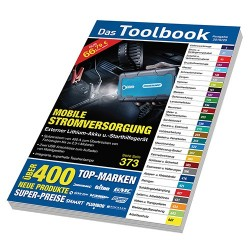 Toolbook List Price Catalogue - A5 German