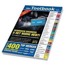 Toolbook List Price Catalogue - A5 Dutch