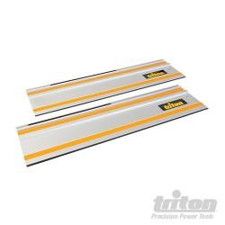 Sada vodících lišt - TTSTP Track & Connectors 2 x 700mm