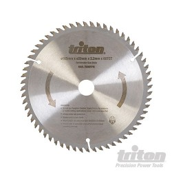 Plunge Track Saw Blade 60T - TTS60T Blade 60T